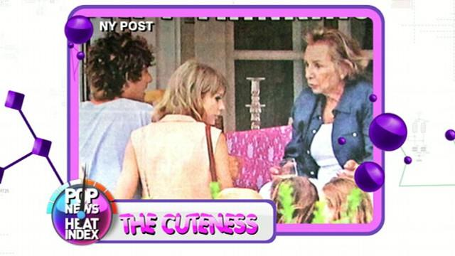 Ethel Kennedy Plays Matchmaker to Taylor Swift