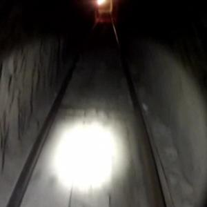 Officials detail findings in Mexico drug-smuggling rail tunnel
