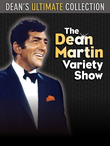 "This DVD cover image released by Time Life shows ""Dean's Ulitmate Collection: The Dean Martin Variety Show."" With footage culled from nine seasons and 48 episodes of the NBC series, the set includes over 17 DVDs with 32 hours of Dean and his pals that originally aired from 1965 to 1974. There are more than 300 musical performances, plus interviews and a guest list filled with virtually every major star of the era. (AP Photo/Time Life)"