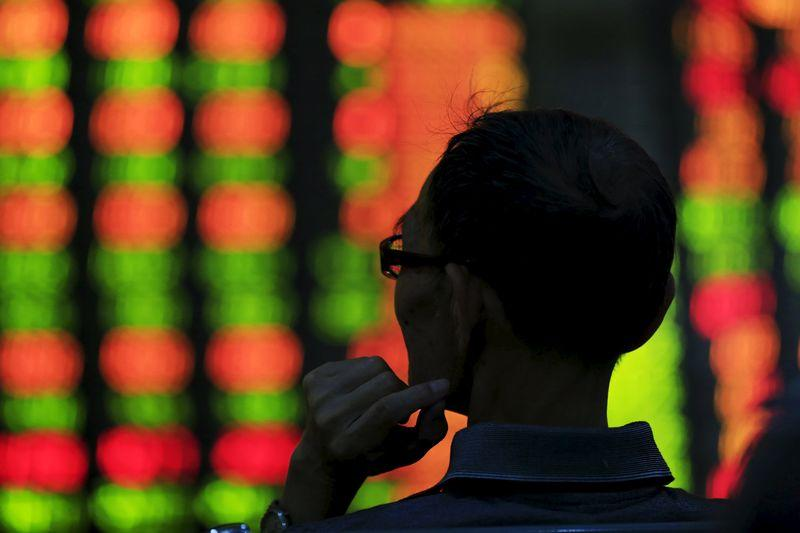 Nerves on edge as Chinese authorities probe market mayhem