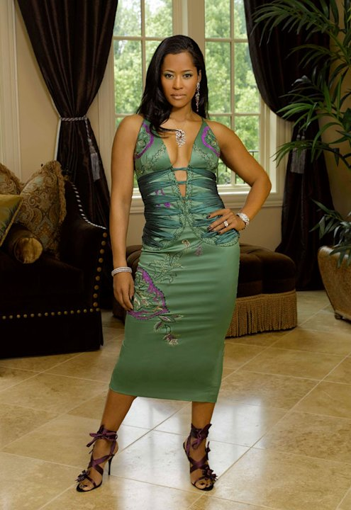 Lisa Hu Hartwell of The Real Housewives of Atlanta. 
