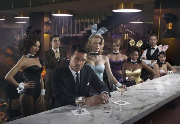"The cast of ""The Playboy Club."""