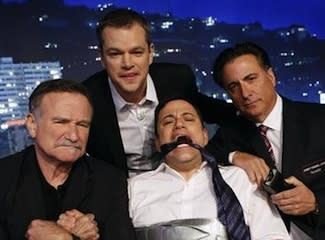 Matt Damon Hijacks Jimmy Kimmel: Hit or Miss?