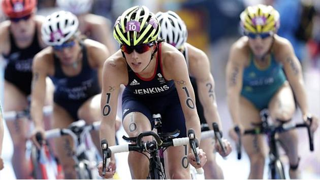 British plans fail in Olympic triathlon