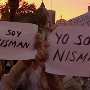 Argentina president implies political foes killed prosecutor Alberto Nisman