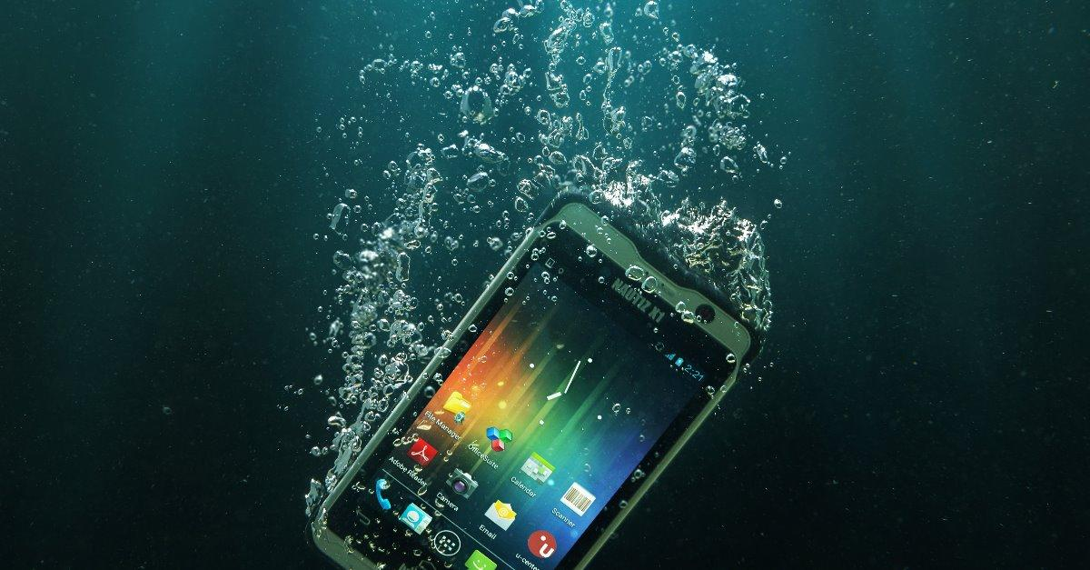 Check Out These Waterproof Smartphones!