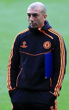 Chelsea's interim manager Roberto Di Matteo's future depends on winning the Champions League