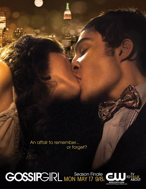 &quot;Gossip Girl&quot; Season 3 finale airs Monday, 5/17 at 9pm ET on The CW. 