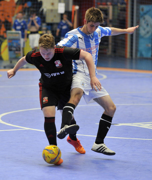 Soccer - Football League Trust Futsal Finals - Birmingham Futsal Arena