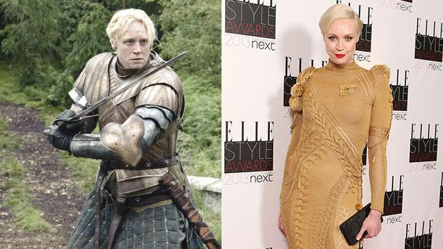 """Game of Thrones"" - Gwendoline Christie"