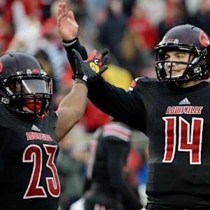 Top 3 Louisville Football Plays Of 2014