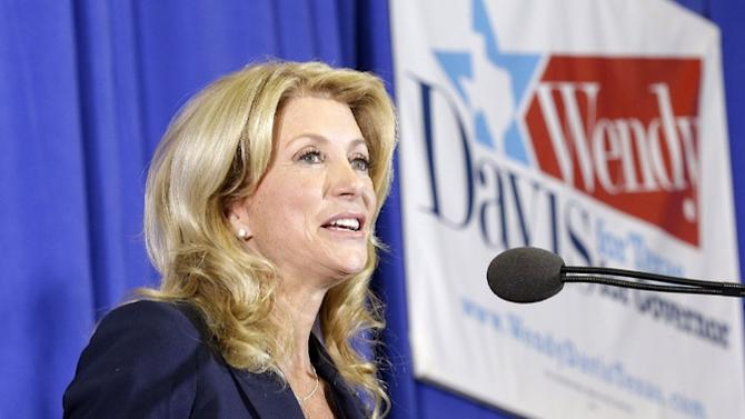 How Many Hours Would Wendy Davis Filibuster for More Guns?