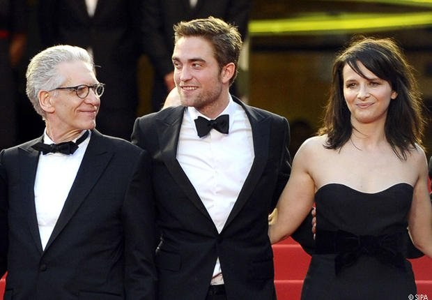 Cannes 2012 - Juliette Binoche et Robert Pattinson: Cosmopolis à Cannes