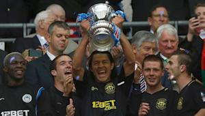Ex-MLS midfielder Roger Espinoza wins FA Cup with Wigan just months after US Open Cup triumph
