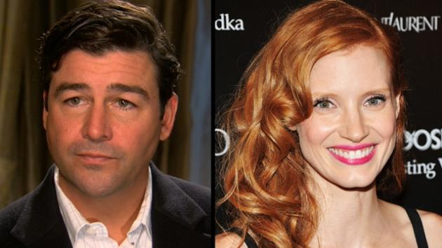 Kyle Chandler, Jessica Chastain -- Getty Images