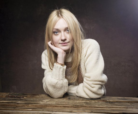 Dakota Fanning from the film &quot;Very Good Girls&quot; poses for a portrait during the 2013 Sundance Film Festival at the Fender Music Lodge, on Tuesday Jan. 22, 2013 in Park City, Utah. (Photo by Victoria Will/Invision/AP Images)