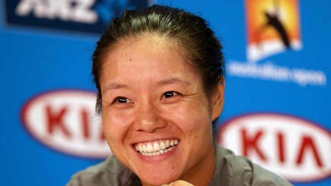 Li back in Melbourne with slightly revamped game