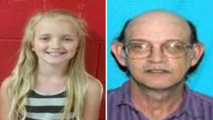 Cops: Amber Alert Issued for Girl, 9, After Uncle Picks Her Up At School And they Disappear