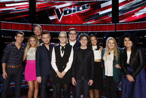 The Voice Top 10 Results Recap: Now We Sia, Now We Don't