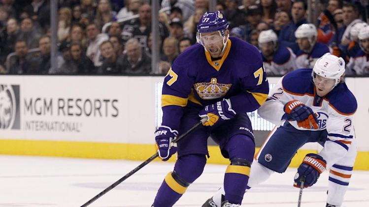 LA Kings put Jeff Carter on injured reserve