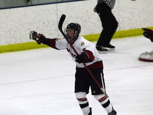 Orono hockey and baseball star Jacob Flemmer — Facebook