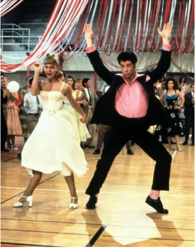 Rydell High School | Grease