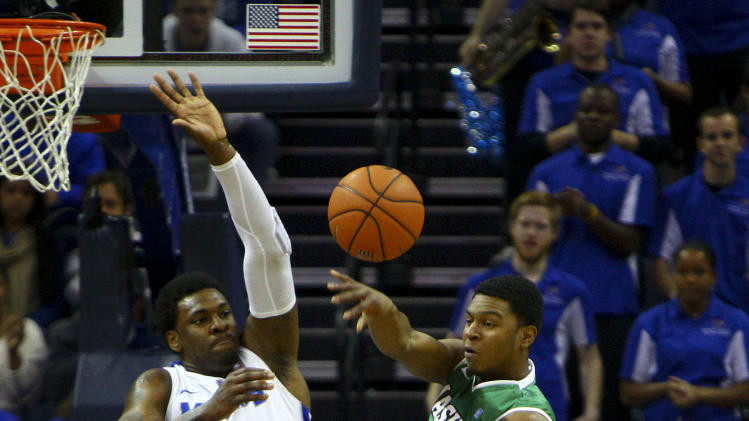 NCAA Basketball: Marshall at Memphis