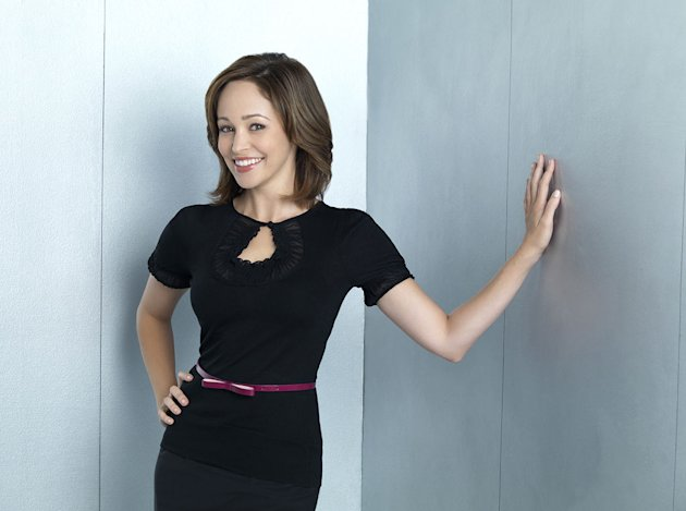 "Autumn Reeser stars as Katie Andrews in ""No Ordinary Family."""