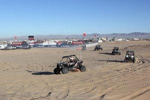 Join Polaris at Camp RZR, October 31 - November 2