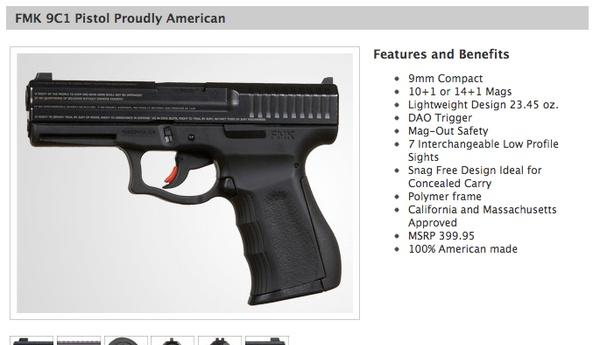 Daily Caller Wants to Give You a Gun