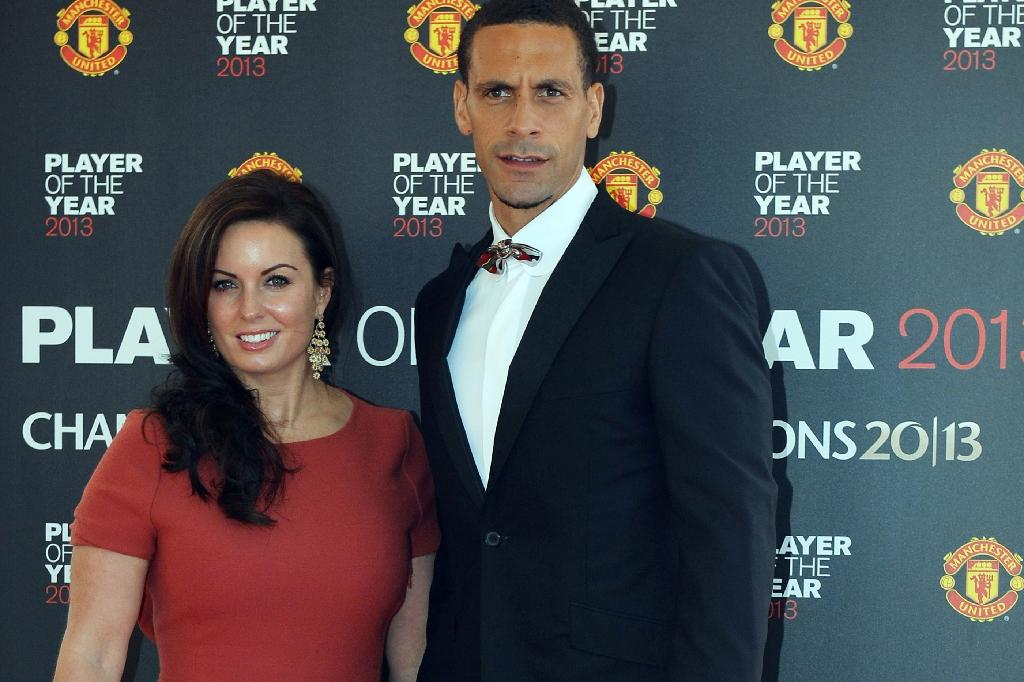 Tributes paid to Rio Ferdinand's wife Rebecca