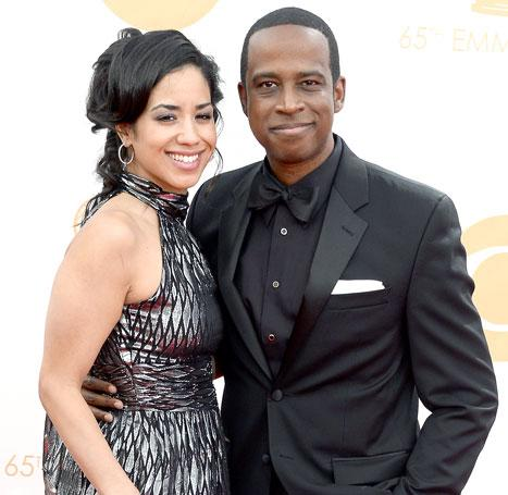 Keith Powell Marries Girlfriend Jill Knox: All the Wedding Details!