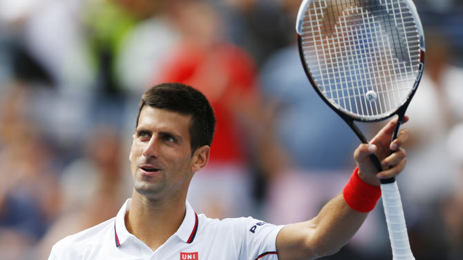 Djokovic beats Querrey to reach US Open 4th round