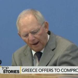 Greece Offers Compromise, U.S., Cuba to Reopen Embassies