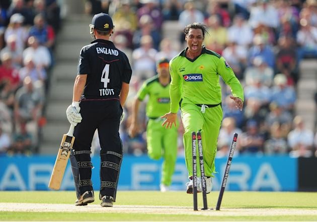 England v Pakistan - 5th NatWest ODI