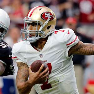 San Francisco 49ers' disappearing offense