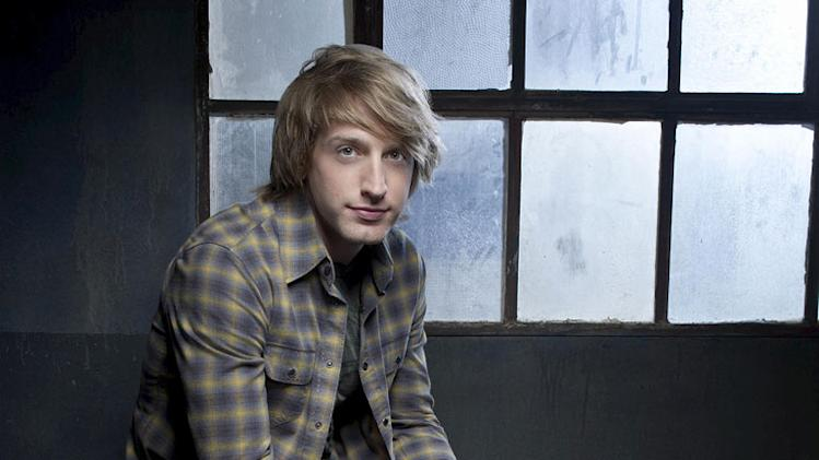 "Fran Kranz as Topher Brink in ""Dollhouse."""