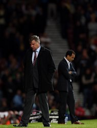 Sam Allardyce, left, was left frustrated by West Ham&#39;s loss to Roberto Martinez&#39;s Wigan