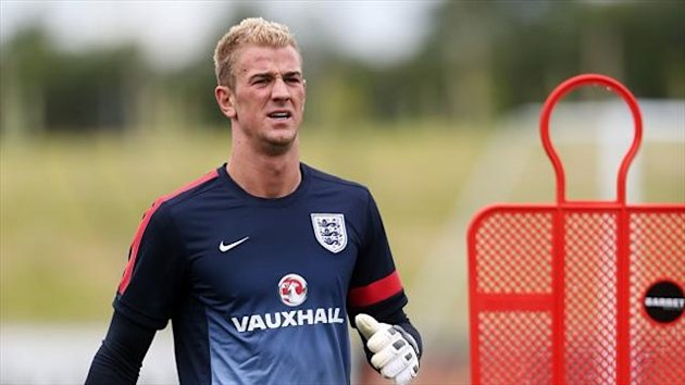 Joe Hart understands the rivalry between England and Scotland