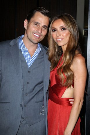 Bill y Giuliana Rancic son padres via WireImage
