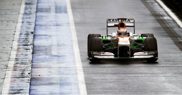 AUTO-PRIX-F1-GBR-FORCE INDIA