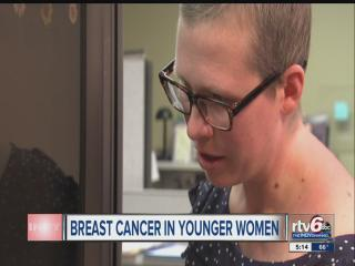 Younger women increasingly get more aggressive form of breast cancer