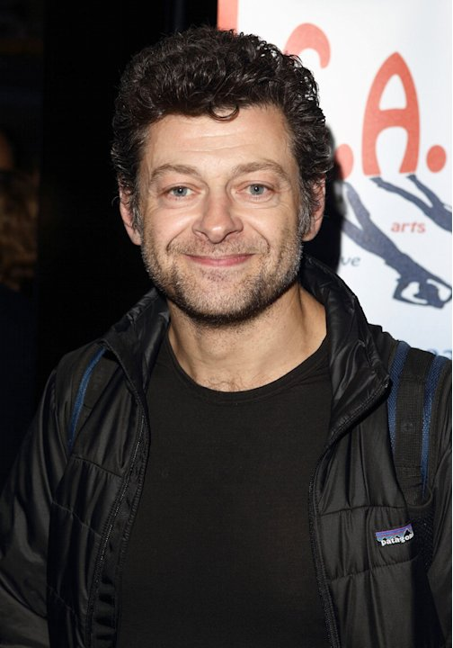 The Hobbit Casting News 2010 Andy Serkis