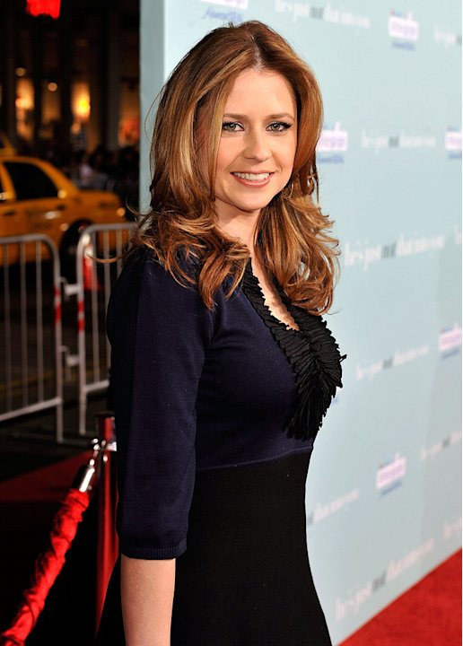 He's Just Not That Into You LA premiere 2009 Jenna Fischer