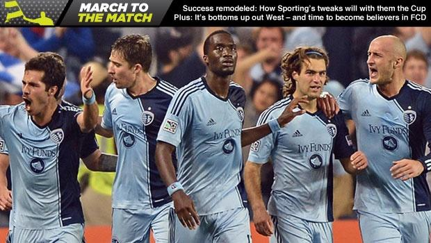 March to the Match Podcast: Will Sporting Kansas City's remodel end with an MLS Cup run at last?