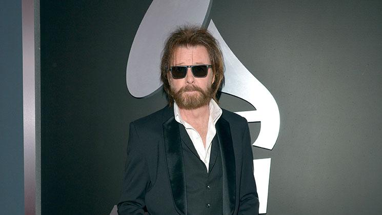 The 55th Annual GRAMMY Awards - Red Carpet: Ronnie Dunn
