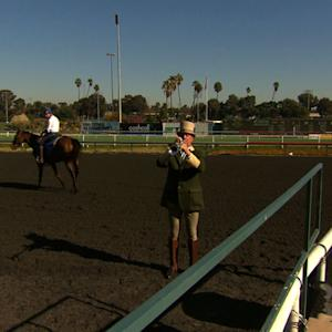 Hollywood Park runs its last race