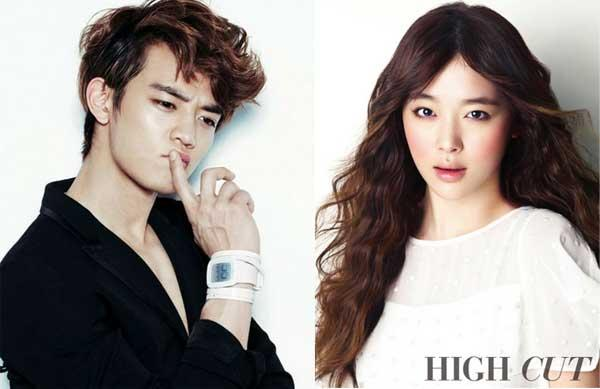 f(x)'s Sulli and SHINee's Minho Confirmed as Leads in ′Hana-Kimi′ Remake