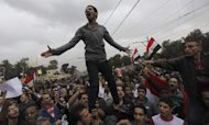 Egypt: Clashes Outside Presidential Palace