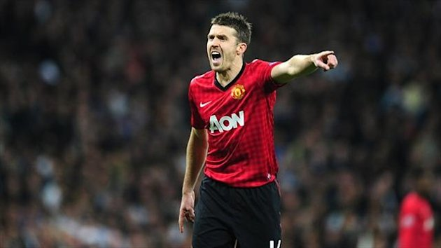 Alex Ferguson believes Michael Carrick, pictured, is having his best season for Manchester United